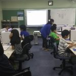 「はじめてのプログラミング教室」みんなで作品発表会!
