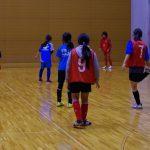 女子サッカー&フットサル体験会 31日は石鳥谷小学校で開催